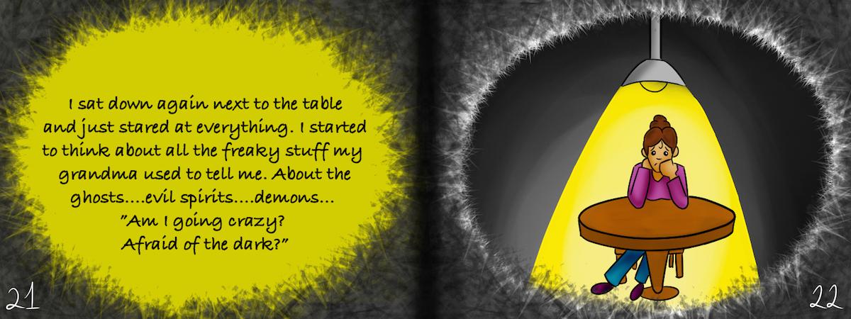 Things that Lurk in the Dark 13